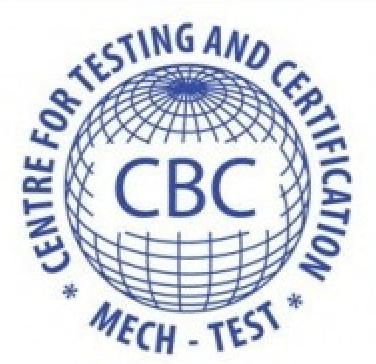 Certyfikat CBC Centrum bezpieczeństwa zabawek